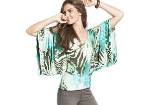 Sky: Summer Tops & Maxi Dresses
