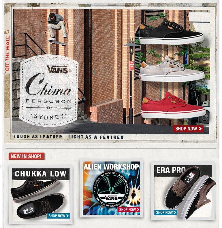 Shop the Brand New Chima Pro!
