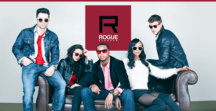 Click to Shop Rogue Eyewear