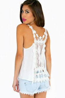 RIGHT LACE RIGHT TIME TANK TOP 26