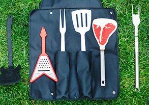 Shop Grillmaster Gear: BBQ Accessories