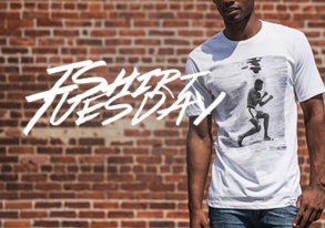 Shop T-Shirt Tuesday ft American Classics