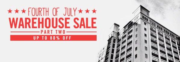 Shop 24-Hour Warehouse Sale: Part II
