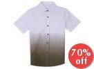 Ombré Short-Sleeved Shirt