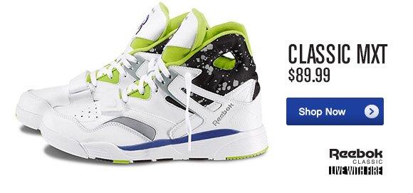 CLASSIC MXT $89.99 SHOP NOW»