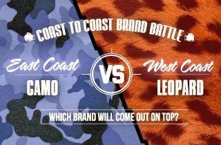 Camo VS. Leopard