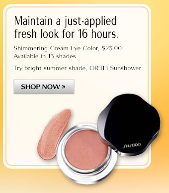Maintain a just-applied fresh look for 16 hours.