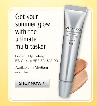 Get your summer glow with the ultimate multi-tasker.