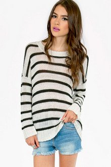 STRIPE WITH PURPOSE SWEATER 30