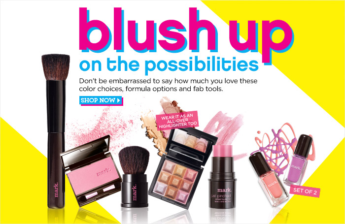 Blush Up