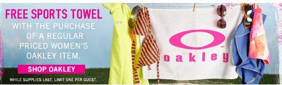 Shop Women's Oakley