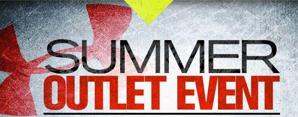 SUMMER OUTLET EVENT