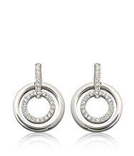 Circle Pierced Earrings
