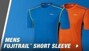 Shop mens FujiTrail™ Short Sleeve - Promo C
