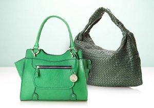 Color Shop: Green Accessories