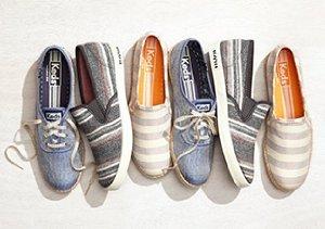 Keds & SeaVees Women's Sneakers