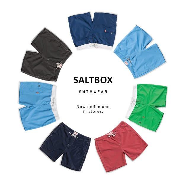 Saltbox Swimwear