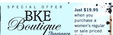 BKE Boutique Fragrance