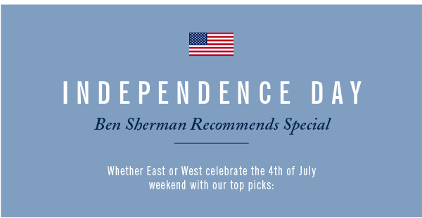 Independence Day - Ben Sherman Recommends Special