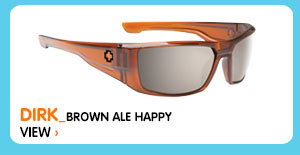 Dirk Brown Ale Happy