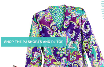 Shop the PJ Top