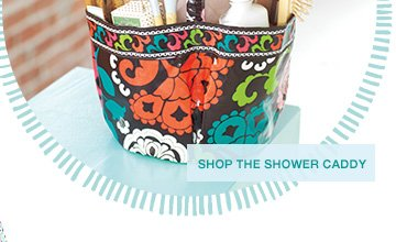 Shop the Shower Caddy