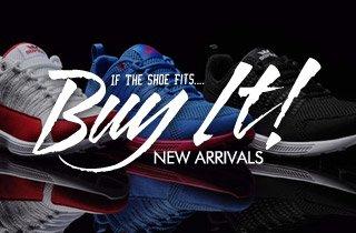 Footwear: New Arrivals