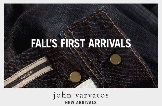 Shop Fall's New Arrivals