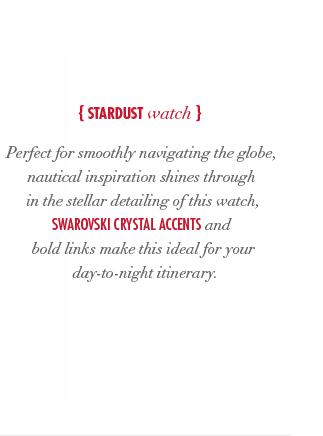 Stardust Watch