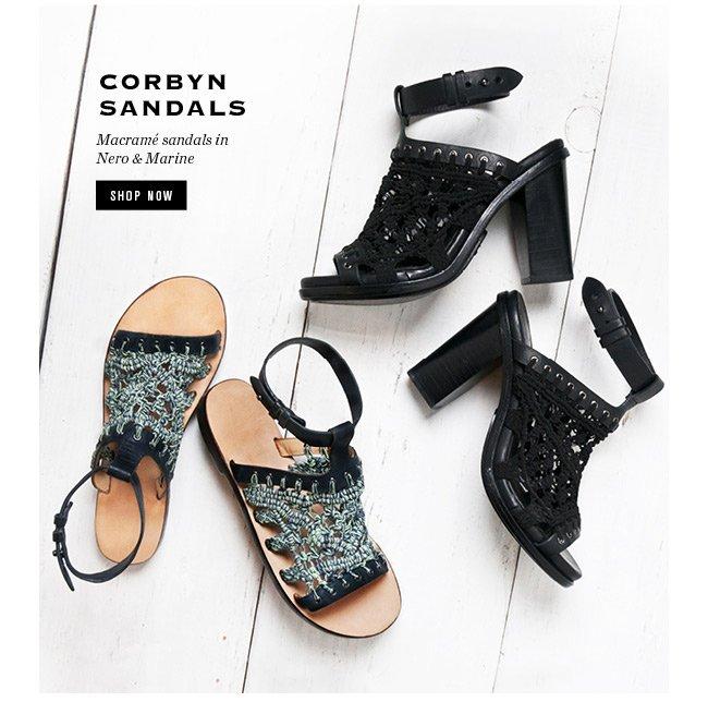 Corbyn Sandals - shop now
