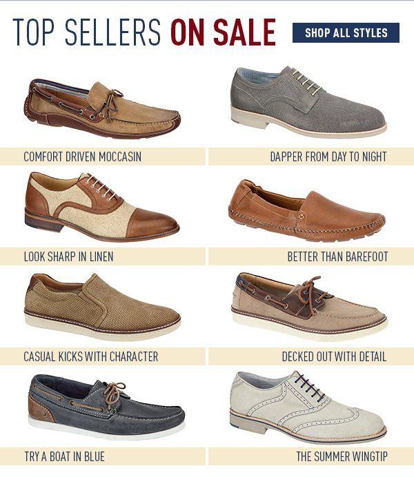 Top Sellers On Sale