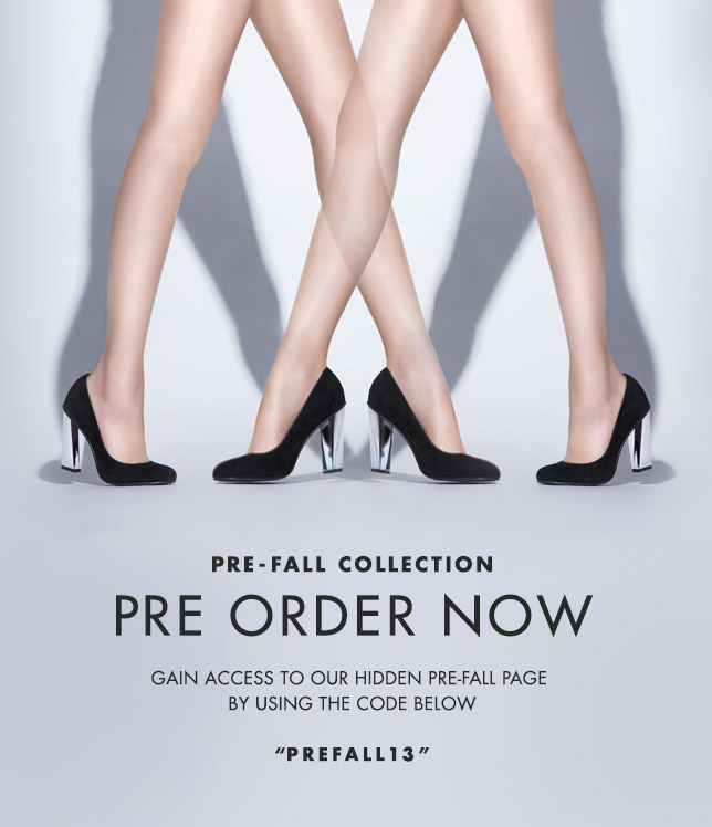 Pre-Fall available for pre-order now!