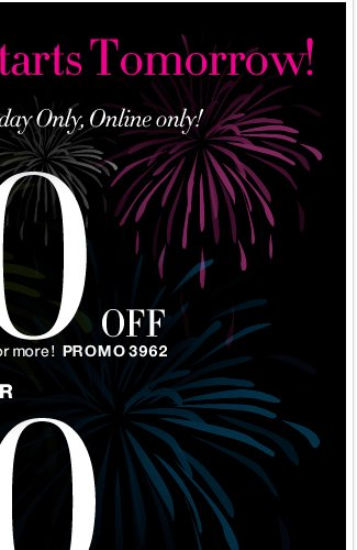Online Exclusive coupon + FREE Shipping when you spend $50. Shop NOW!
