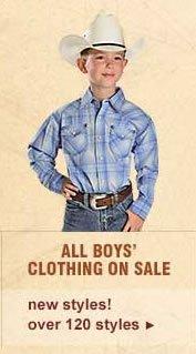 Boy's Clothing