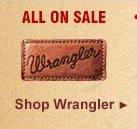 Shop Wrangler Jeans on Sale