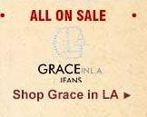 Shop Grace in LA Jeans on Sale