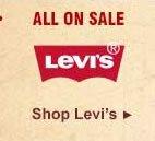 Shop Levi Jeans on Sale