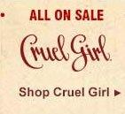 Shop Cruel Girl Jeans on Sale