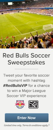 Soccer Sweepstakes