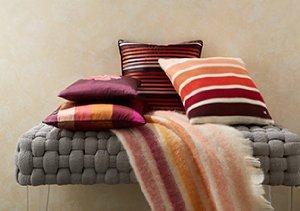 Sonia Rykiel: Pillows & Bath Décor