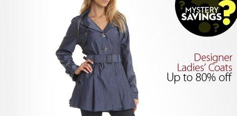 Designer Ladies Coats