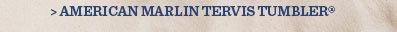 American Marlin Tervis Tumbler