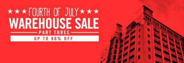 Shop Warehouse SUPER Sale: Part III