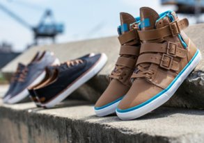 Shop Radii: New Kicks to Rock Now