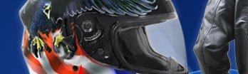 SAVE on Hawk ST-1150 Full Face Helmets