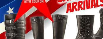 New Arrivals - Large Selection of Womens Boots