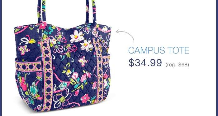 Campus Tote $34.99