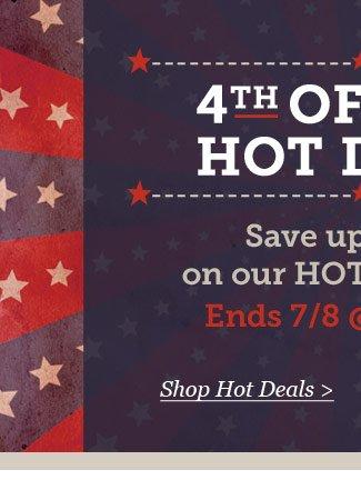 Shoo Hot Deals.