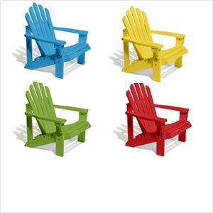 Sunny Classics: Adirondack Chairs & Tables
