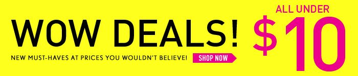 Wow Deals! - Shop Now